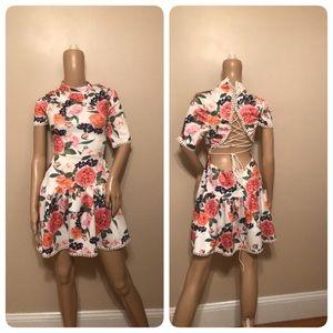 NWT Fashion Nova floral dress